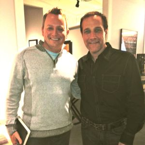 Ryan and Jim Brickman